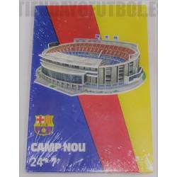 PUZZLE 3D oficial Estadio Camp Nou