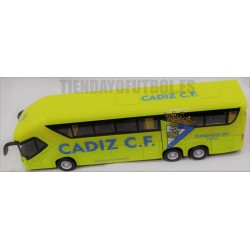 Rèplica Oficial Autobús del Cadiz CF