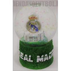 Bola nieve Real Madrid CF con Santiago Bernbeu