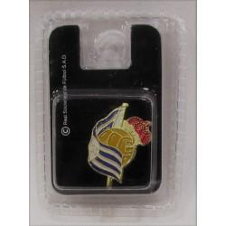 Pin oficial Real Sociedad
