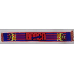 "Bufanda Oficial FC Barcelona ""BARÇA"""