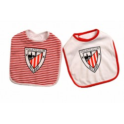 Baberos Pack 2 oficial Athletic Club de Bilbao