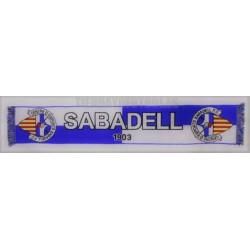 Bufanda Sabadell F.C.