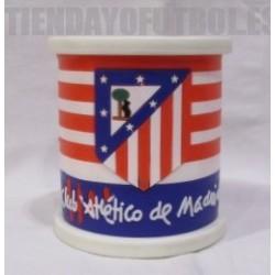 Taza oficial Rubber Atlético de Madrid