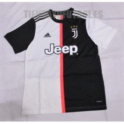 Camiseta Jr. oficial 1ª Juventus Adidas 2019/20