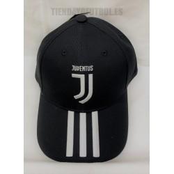 Gorra oficial Juventus Negra Adidas
