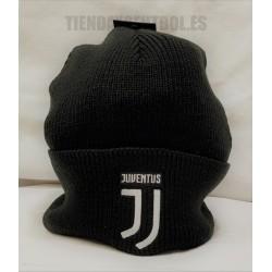 Gorro oficial Juventus Negra Adidas