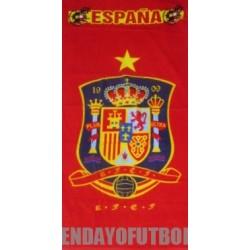 Toalla oficial Selección Española