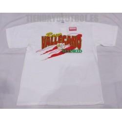 Camiseta oficial Rayo Vallecano de Madrid algodón