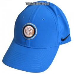 Gorra oficial Inter de Milan azul 2019/20 Nike
