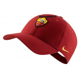 Gorra oficial A S Roma granate 2019/20 Nike
