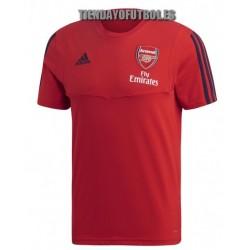 Camiseta oficial Arsenal paseo roja Adidas