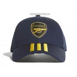Gorra oficial Arsenal , azul Adidas