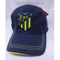 Gorra oficial Atlético de Madrid azul