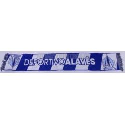 Bufanda del Alavés