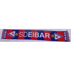 Bufanda S. D. Eibar año fundación