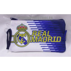 Estuche portatodo oficial Real Madrid CF