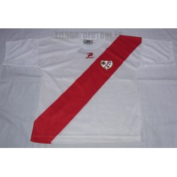 Camiseta Jr. oficial 1ª Rayo Vallecano de Madrid
