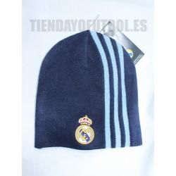 Gorro Lana Azul Real Madrid CF Adidas
