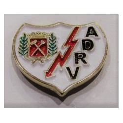 Pin Rayo Vallecano de Madrid