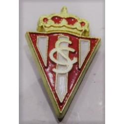 Pin -Pins Escudo del Sporting de Gijón