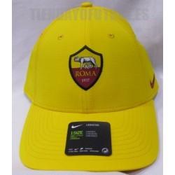 Gorra oficial A S Roma amarillo 2019/20 Nike