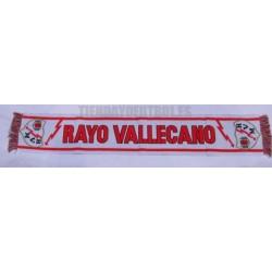 Bufanda Rayo Vallecano Clásica