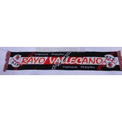 """Bufanda Rayo Vallecano """"VAMOS RAYITO"""""""
