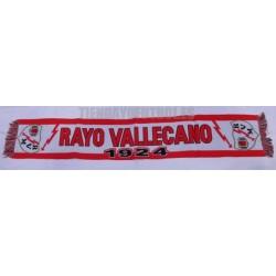 Bufanda Rayo Vallecano Clásica 1924