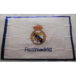 Bandera Oficial Real Madrid filo azul grande