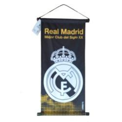 Estandarte nº 6 Real Madrid CF grande