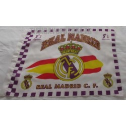 Bandera Oficial Peq. Real Madrid ACB retro
