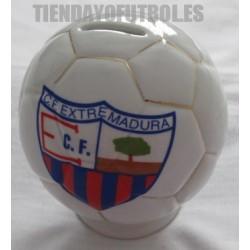 Hucha Balón Extremadura cerámica