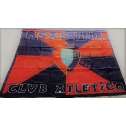 Bandera oficial Club Atlético Osasuna