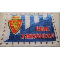 Bandera oficial Real Zaragoza raso