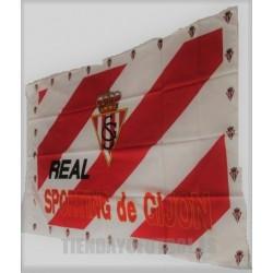Bandera Real Sporting de Gijón,