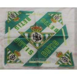 Pañuelo Oficial Real Betis Balompie retro
