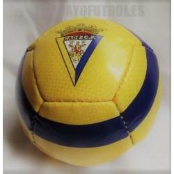 Balón mini oficial Cadiz CF