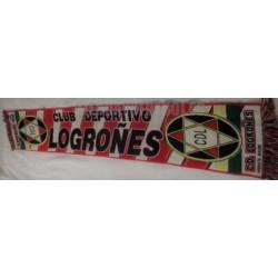 Bufanda CD Logroñés retro