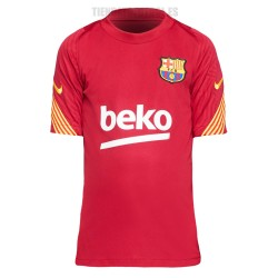 Camiseta oficial Entrenamiento Jr. FC Barcelona Nike