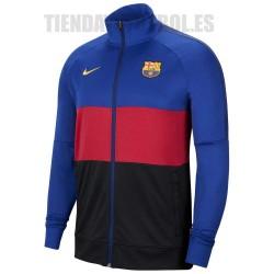 Sudadera oficial FC Barcelona Nike 2020/21