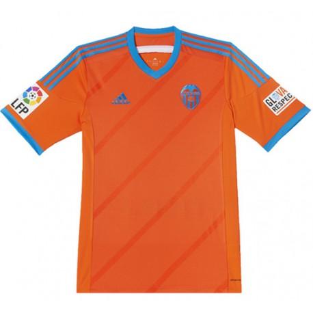 camisa 2º valencia fc