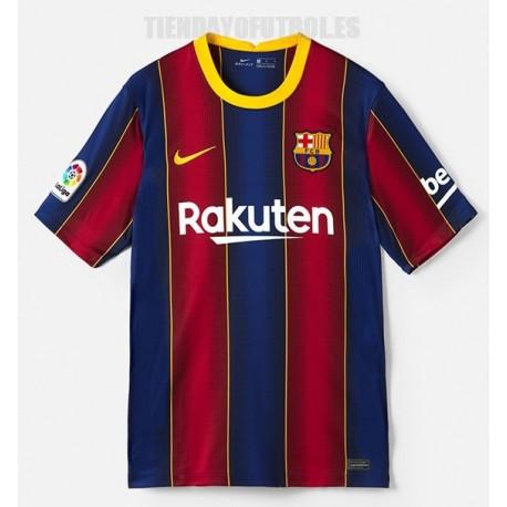 Camiseta oficial Mujer FC Barcelona 2020/21 Nike
