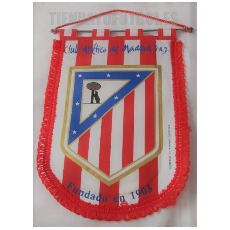 Banderin Lujo At. Madrid oficial, grande