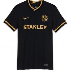 Camiseta oficial Mujer FC Barcelona 2020/21 negra Nike