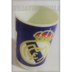Vaso plástico Real Madrid CF