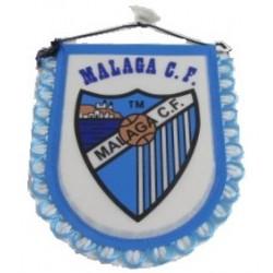 Banderín pequeño para coche Malaga