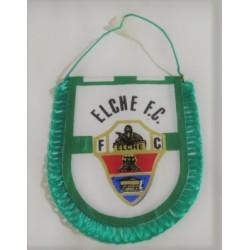 Banderín pequeño para coche Elche C.F.