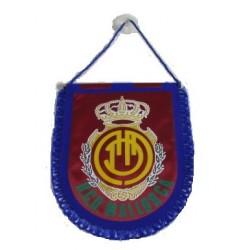 Banderín pequeño para coche RCD Mallorca
