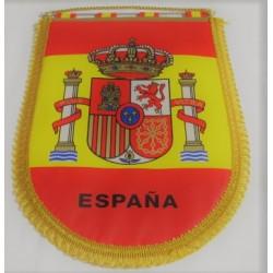 Banderín grande España
